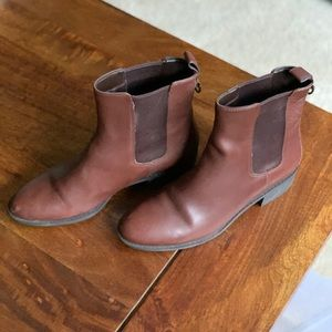 Cole Haan Grand OS Women's Brown leather boots